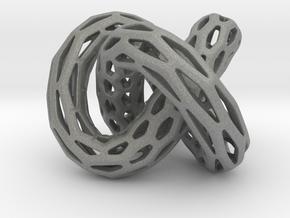 DRAGON Structura, Bold Pendant  in Gray Professional Plastic