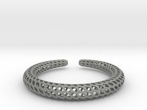 DRAGON Strutura, Bracelet. in Gray PA12: Extra Small