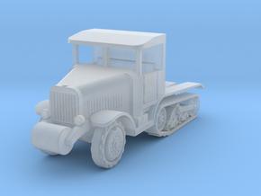 Somua MCG heavy art. tractor  1:144 in Smooth Fine Detail Plastic