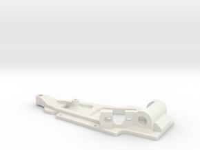 RevoSlot Porsche 911 GT2 Anglewinder Motorpod in White Natural Versatile Plastic
