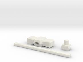 basic TF sledgehammer in White Natural Versatile Plastic