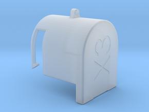 Gimbal lock Inspire1 - X3 Rev.2 in Smooth Fine Detail Plastic