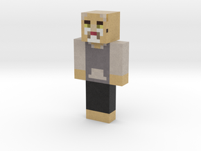 Inktap | Minecraft toy in Natural Full Color Sandstone