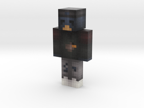 PrimeEnte | Minecraft toy in Natural Full Color Sandstone
