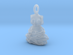 Bug Buddha  in Smooth Fine Detail Plastic
