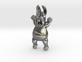 Mad Rabbit Neo Ratfink in Polished Silver