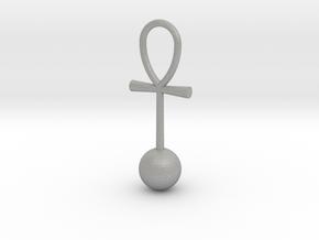 Zero Point Energy pendant in Aluminum