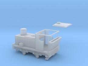 00 Scale 100hp (Pre-War) Sentinel Shunter in Smooth Fine Detail Plastic
