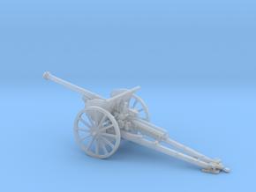 1/72 IJA Type 90 75mm Field Gun towed (horse drawn in Smooth Fine Detail Plastic
