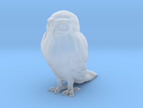 Printle Thing Owl 2 - 1/24 in Smooth Fine Detail Plastic