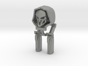 Custom Reaper Overwatch Inspired Lego in Gray Professional Plastic