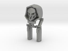 Custom Reaper Overwatch Inspired Mask for Lego in Gray PA12