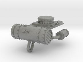 SciFi tank engine filters in Gray PA12