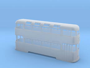 Sheffield Roberts Tram 4mm in Smooth Fine Detail Plastic