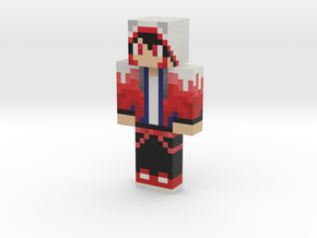 nate_minecraft_ | Minecraft toy in Natural Full Color Sandstone