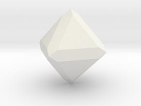 Halite 2 in White Natural Versatile Plastic