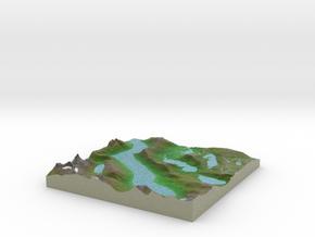 Terrafab generated model Sat Nov 17 2018 22:23:32  in Natural Full Color Sandstone