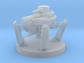 Anatolian mech in Smooth Fine Detail Plastic