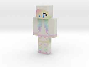 2018_11_18_rainbow-panda-girl-12598558 | Minecraft in Natural Full Color Sandstone