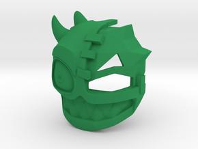 G3 olisi HQ in Green Processed Versatile Plastic