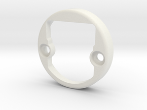 Ikea CABINET HINGE  RING in White Natural Versatile Plastic