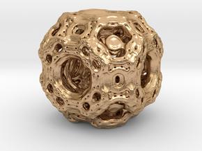 Qube.01 in Natural Bronze
