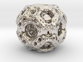 Qube.01 in Platinum