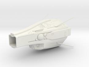 LOGH Empire Skirnir 1:3000 (Part 2/2) in White Natural Versatile Plastic