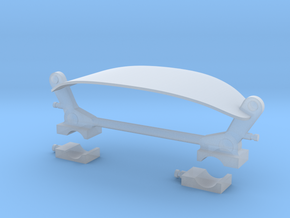 1.6 STABILISATEUR ARRIERE LAMA in Smooth Fine Detail Plastic