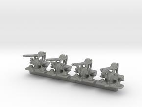 300 Scale Lindberg U.S.S. DeLong 40mm Set of 4 in Gray PA12