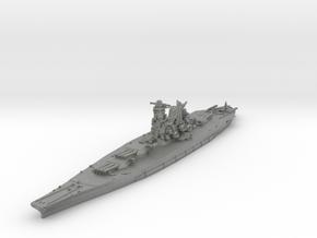 Musashi (1942) 1/1800 in Gray PA12