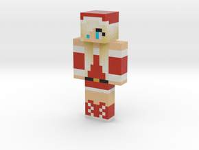 LittleOnesie | Minecraft toy in Natural Full Color Sandstone