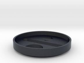 Rudy's HERO V3 bottom cap in Black PA12