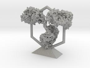 Antibody - IgG - Trophy in Aluminum