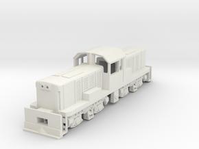 1:76 Scale KIWIRAIL DSC in White Natural Versatile Plastic