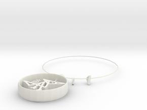 黑面文鳥 Platalea minor in White Natural Versatile Plastic