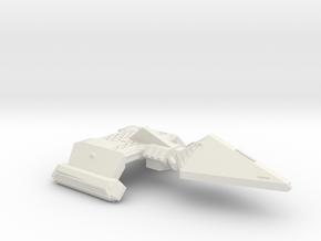 3788 Scale Neo-Tholian Heavy Frigate SRZ in White Natural Versatile Plastic