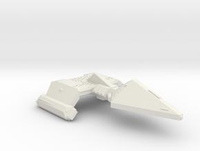 3125 Scale Neo-Tholian Heavy Frigate SRZ in White Natural Versatile Plastic