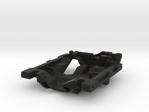 N2R High Clearance Skid for Traxxas TRX-4 in Black Natural Versatile Plastic