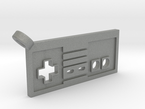 NES Controller Styled Pendant in Gray Professional Plastic