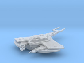 """Cardassian Science Dreadnought 2.5"""" long in Smooth Fine Detail Plastic"""