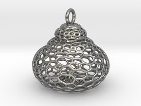 foram 1  in Natural Silver