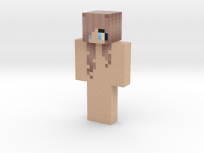Minerchicken | Minecraft toy in Natural Full Color Sandstone