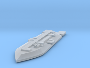 3788 Scale Frax War Cruiser Carrier MGL in Smooth Fine Detail Plastic