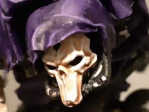 Death Mask Imperial Knight Scale  in Smooth Fine Detail Plastic