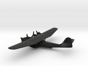 Martin M-130 China Clipper in Black Natural Versatile Plastic: 1:400
