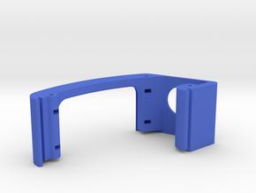 Rahmen links in Blue Processed Versatile Plastic
