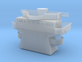 1/144 DKM Admiral Scheer Tower part 1 in Smooth Fine Detail Plastic
