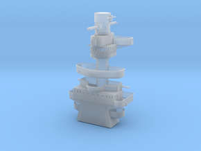 1/350 DKM Admiral Scheer Tower in Smooth Fine Detail Plastic