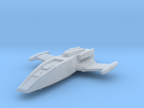 Andorian Light Cruiser 1/2500 Attack Wing in Smooth Fine Detail Plastic